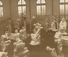 Rodin, The Laboratory of Creation