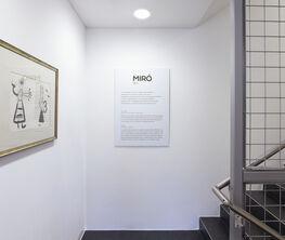 Joan Mirò - 51 steps: an unpward exhibition