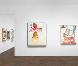 Don Van Vliet: Parapliers the Willow Dipped, Paintings 1967-1997. Selected by Spencer Sweeney