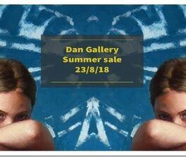 Summer sale 2018  - Misha Rapoport art works