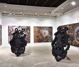 Galerie Christophe Gaillard at FIAC 2019