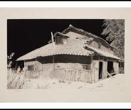 Thatched Roof Farmhouses: The Etchings of Ryohei Tanaka (1933-2019)