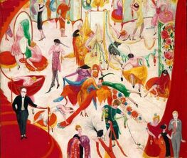 O'Keeffe, Stettheimer, Torr, Zorach: Women Modernists in New York