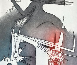 Graphic works selection by Wifredo Lam