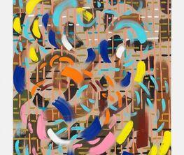 Elisabeth Frieberg - Pink Blue Gold Indian Ocean