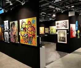 Le Petit Atelier Art Gallery at International Art Exhibition, Lausanne, Switzerland (Art3f)