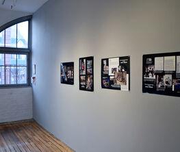 On the Wall: Helen Iranyi