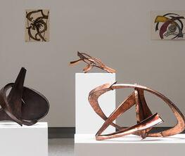HERBERT FERBER - Sculpture as a metaphor for an Idea