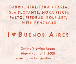 I love Buenos Aires @ Mor Charpentier OVR