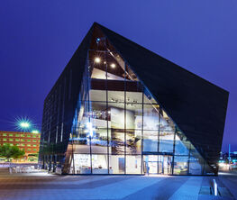 Celebrate 50 years of contemporary art at moCa Cleveland!
