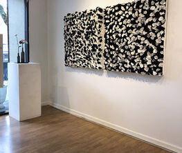 ABSTRACTLY SPEAKING: SIX + ONE (Group Exhibition)