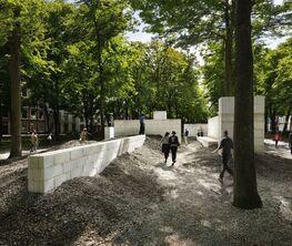 Jesper Just: Continuous Monuments