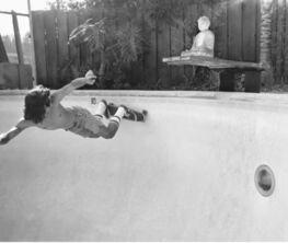 Hugh Holland: Silver. Skate. Seventies