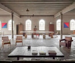 Axel Vervoordt Gallery at BRAFA in the Galleries 2021