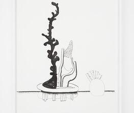 Matthew Ronay: Works on Paper