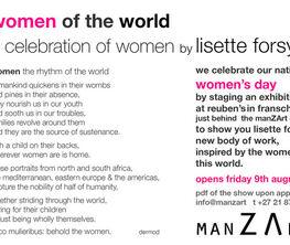 Lisette Forsyth   Women of the World