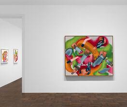 """Peter Saul: New Paintings"""