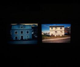 Dieter Roth: Húsin á Seyðisfirði, Vetur 1988 – Sumar 1995