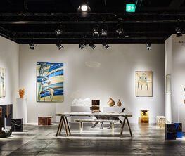 ammann//gallery at Design Miami/ Basel 2019