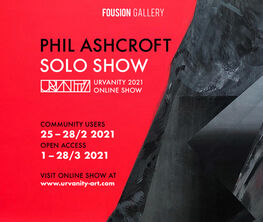Urvanity 2021 Solo Shows – Phil Ashcroft