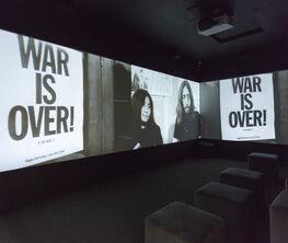 Yoko Ono: LIBERTÉ CONQUÉRANTE/GROWING FREEDOM. The instructions of Yoko Ono and the art of John and Yoko.