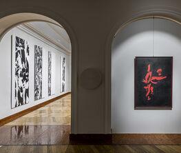 Simon Hantai exhibition 2020