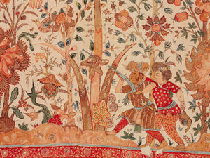 The Fabric of India | Victoria and Albert Museum (V&A) | Artsy