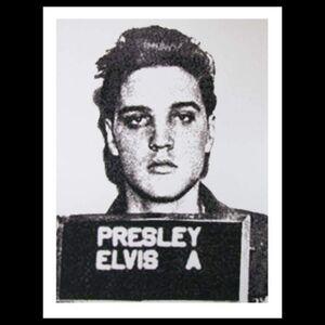 Russell Marshall, 'Just Elvis', 2012