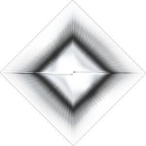 Toni Costa, 'Dinamica visuale bianco', 1968