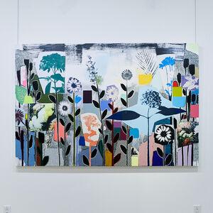 Emily Filler, 'Dreamscape (blue hydrangea + wildflowers)', 2020
