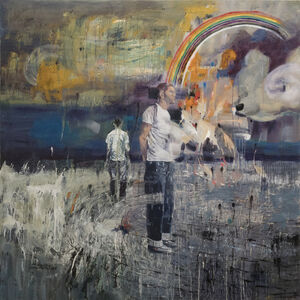 S.Dwi Stya (Acong), 'Rainbow man', 2018