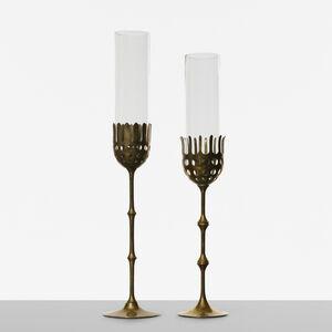 Bjørn Wiinblad, 'Candleholders, set of two', c. 1965