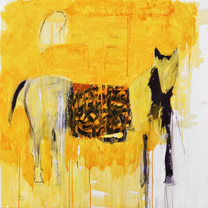 Ali Hassan, 'Saddle 3', 2019