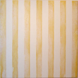 Ford Beckman, 'White Painting: Convenant Promises', 2002