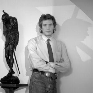Jeannette Montgomery Barron, 'Robert Mapplethorpe, NYC', 1987