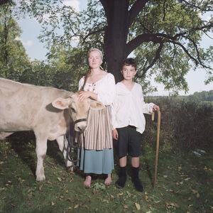 Naomi Harris, 'Shepherds, Wilhelm Tell Days, New Glarus, Wisconsin', 2014