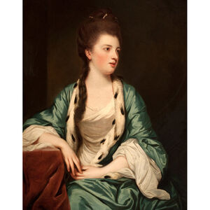 Joshua Reynolds, 'Elizabeth Kerr, Marquise of Lothian', ca. 1769