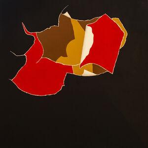 Burhan Dogançay, 'Hole Punch', 1974