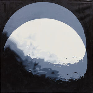 Zbigniew Rogalski, 'How She Sees the Moon', 2007