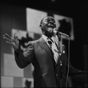 David Farrell, 'Louis Armstrong', 1970