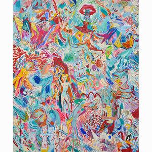 Carlito Dalceggio, 'Dance of the Blessed Spirits n˚ 4', 2016