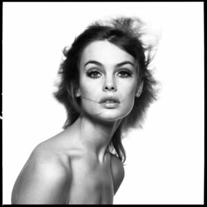 David Bailey, 'Jean Shrimpton', 1965
