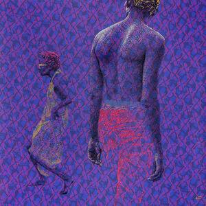 Evans Mbugua, 'My Spotlight on You ', 2019