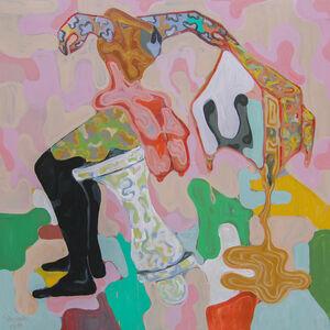 Gresham Tapiwa Nyaude, 'The Pathos of Regret II', 2017