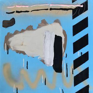 Frank Buffalo Hyde, 'Cold Desert', 2019