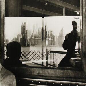 Louis Faurer, 'Staten Island Ferry', 1946