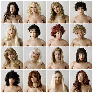 Elena Dorfman, 'Girlfriend 1', 2004