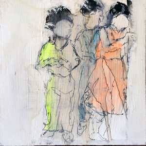 Giusy Lauriola, 'Avete visto chi sta passando?', 2020