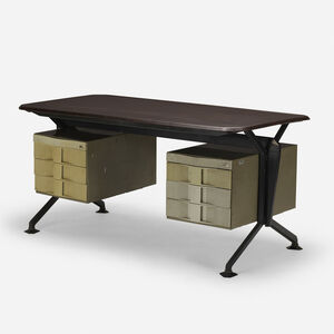 Studio BBPR, 'Arco desk from the Spazio collection', c. 1960
