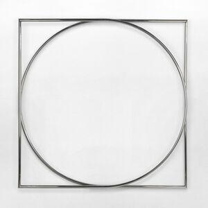 Ad Dekkers, 'Vierkant en cirkel in overgang Square and circle in transitionVierkant en cirkel in overgang / Square and circle in transition', 1970